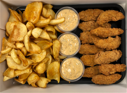 Foto Foodys ChickenBites Box
