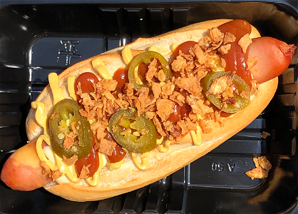 Foto JALAPENO CHEESE DOG
